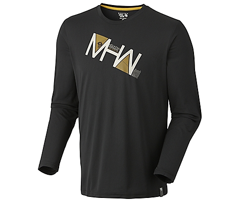 Mountain Hardwear MHW Angle L/S Tech T
