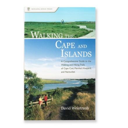 Menasha Ridge Press Walking the Cape and Islands