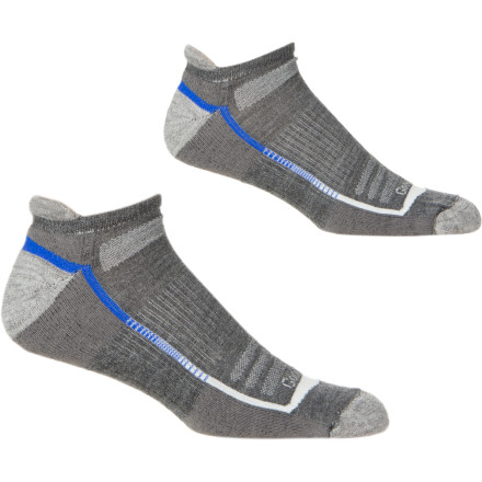 photo: Goodhew Micro Sport Sock running sock