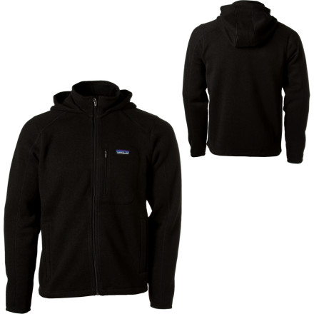 photo: Patagonia Men's Better Sweater Full-Zip Hoody fleece jacket