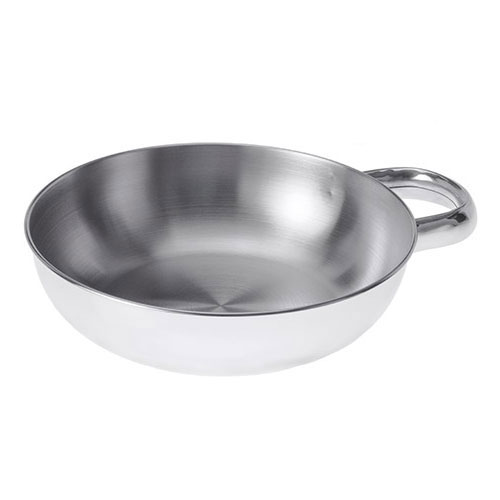 GSI Outdoors Glacier Stainless Steel Bowl w/Handle