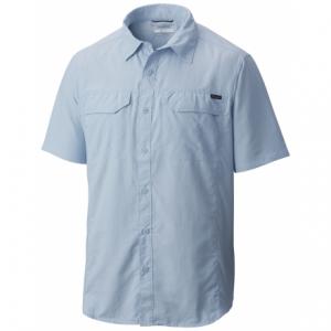 photo: Columbia Men's Silver Ridge Short Sleeve Shirt hiking shirt