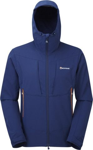 photo: Montane Dyno Stretch Jacket soft shell jacket
