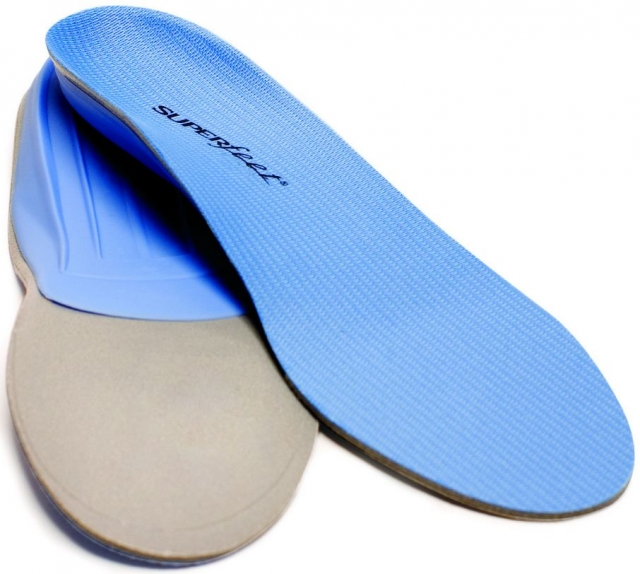 photo: Superfeet Blue insole