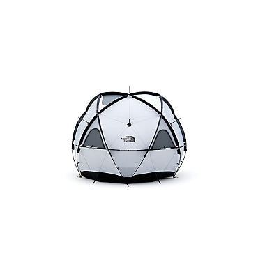 photo: The North Face Geodome 4 Tent three-season tent