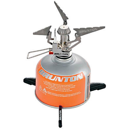 photo: Brunton Raptor compressed fuel canister stove