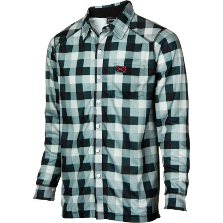 photo: DaKine Chuck Shirt hiking shirt