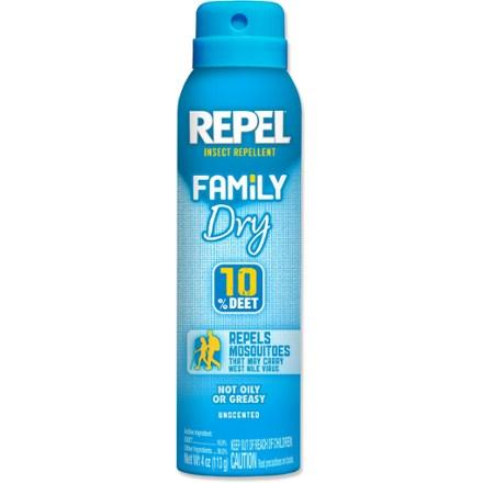 Repel Family Dry