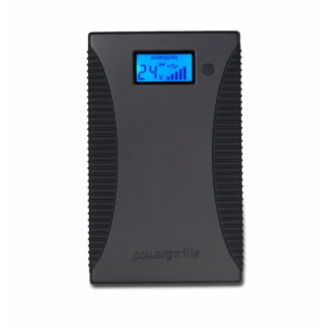 photo: Powertraveller Powergorilla Battery Charger power storage