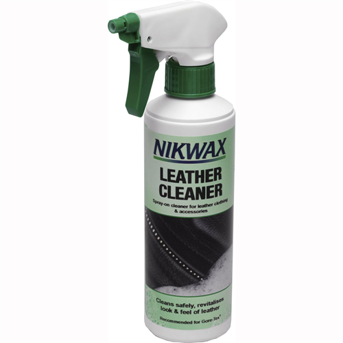 photo: Nikwax Leather Cleaner footwear cleaner/treatment