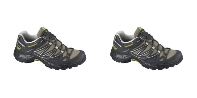 photo: Salomon Ellipse GTX trail shoe