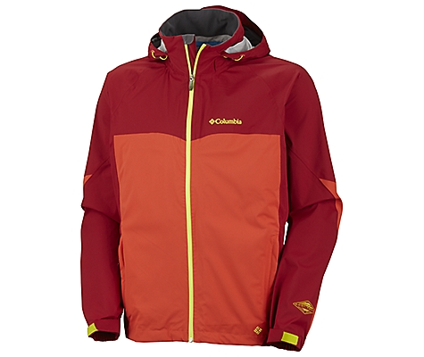 photo: Columbia Jet Stratus Shell soft shell jacket