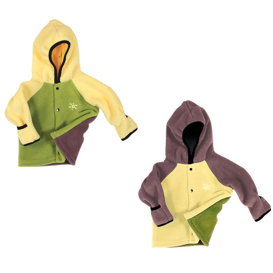 Mountain Sprouts Toucan Jacket