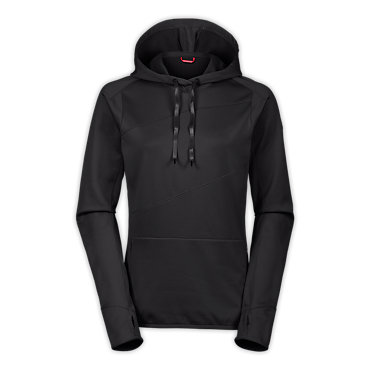 photo: The North Face Lost World Hoodie long sleeve performance top