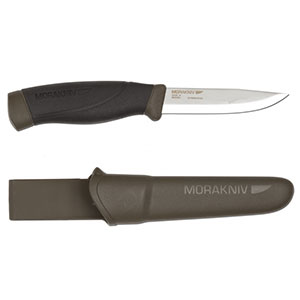 photo: Morakniv Companion Heavy Duty fixed-blade knife