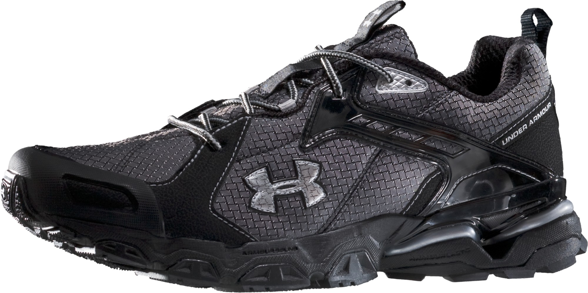 photo: Under Armour Men's Janan trail running shoe
