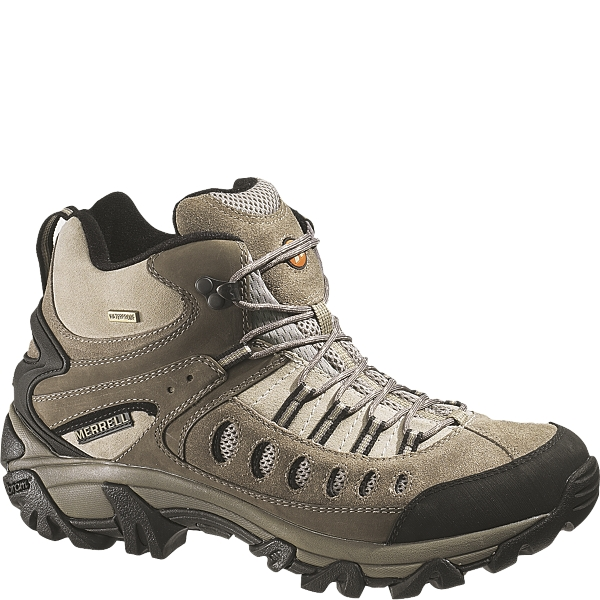 photo: Merrell Men's Kinetic Mid Waterproof hiking boot