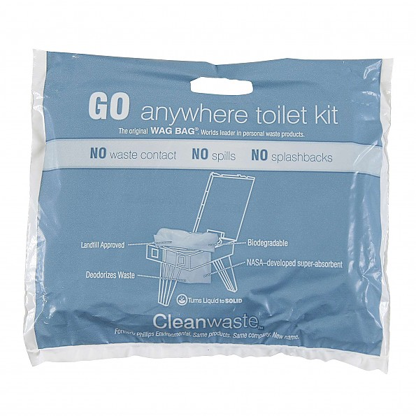Cleanwaste