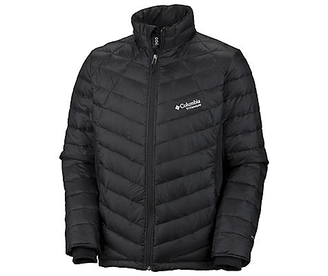 photo: Columbia Women's Reach The Peak Hybrid Down Jacket down insulated jacket