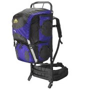 photo: Kelty Yukon 3500 external frame backpack