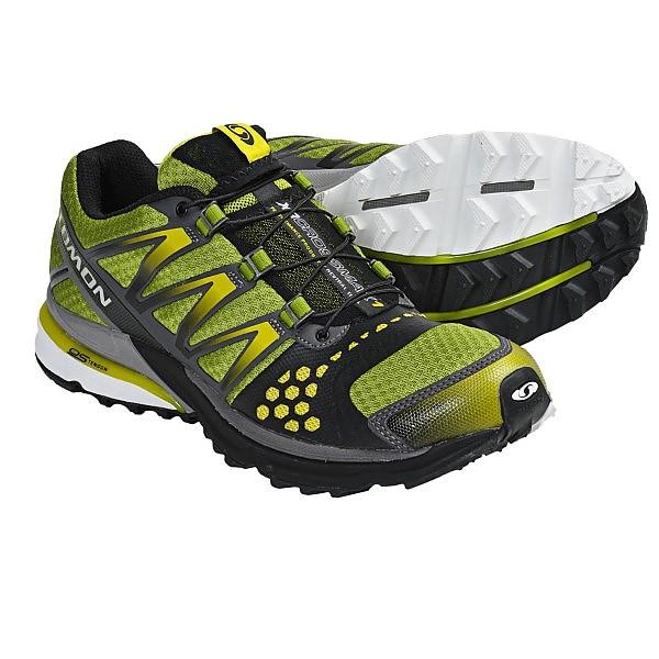 photo: Salomon XR Crossmax Neutral trail running shoe