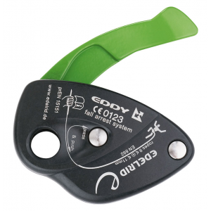 photo: Edelrid Eddy belay/rappel device