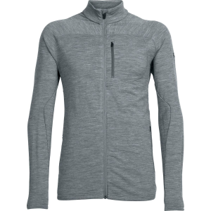 Icebreaker Mt Elliot Long Sleeve Zip