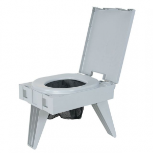 photo: Cleanwaste PETT Portable Toilet waste and sanitation supply/device