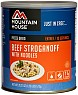 photo: Mountain House Beef Stroganoff with Noodles