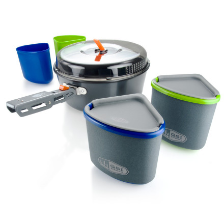 photo: GSI Outdoors Bugaboo Hiker Cookset pot/pan