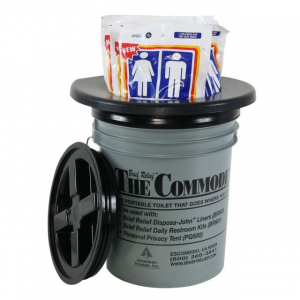 Restop RS510 Commode with Bags