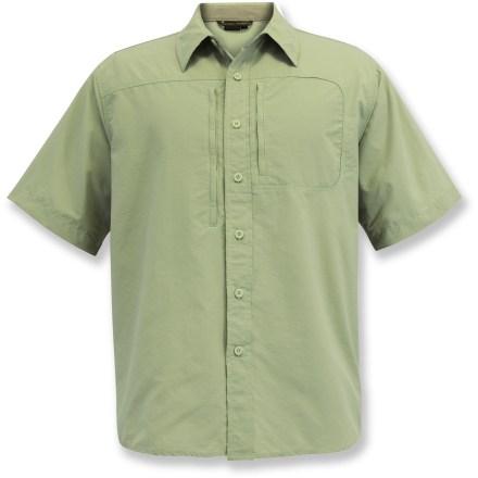 Royal Robbins Release Short Sleeve Shirt