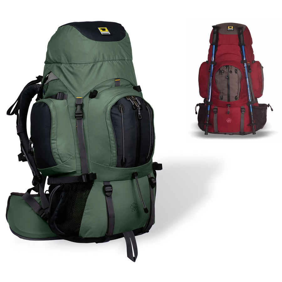 photo: Mountainsmith Laurel overnight pack (2,000 - 2,999 cu in)