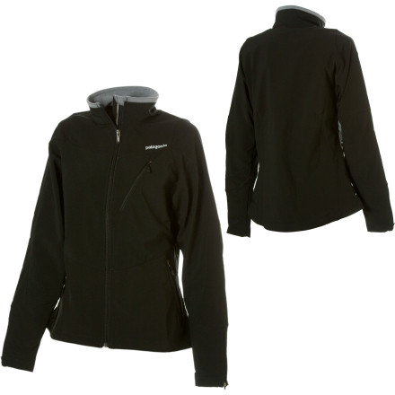 photo: Patagonia Women's Integral Jacket soft shell jacket