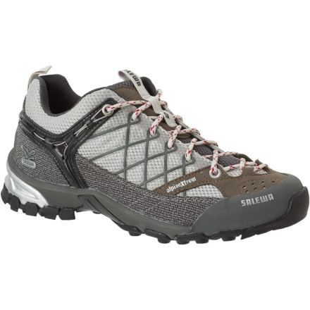 photo: Salewa Women's Fire Vent approach shoe