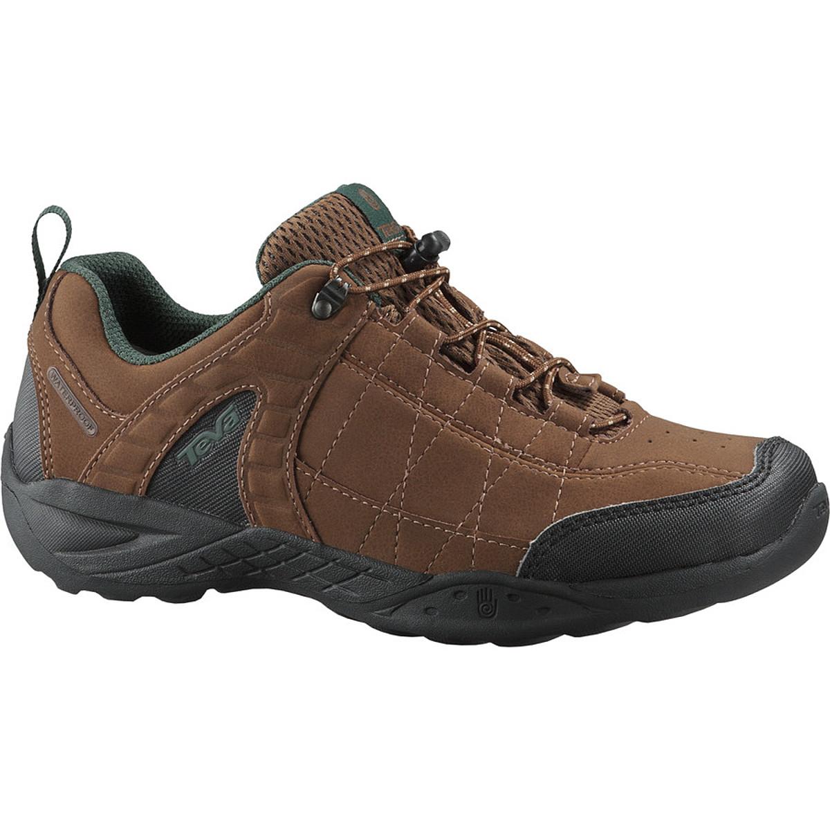 photo: Teva Kids' Kimtah WP Mesh trail shoe