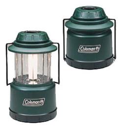 photo: Coleman 4D Pack-Away Personal Size Lantern battery-powered lantern
