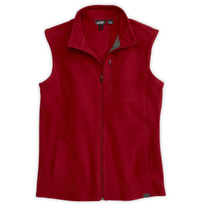 photo: EMS Coldsnap Microfleece Vest fleece vest