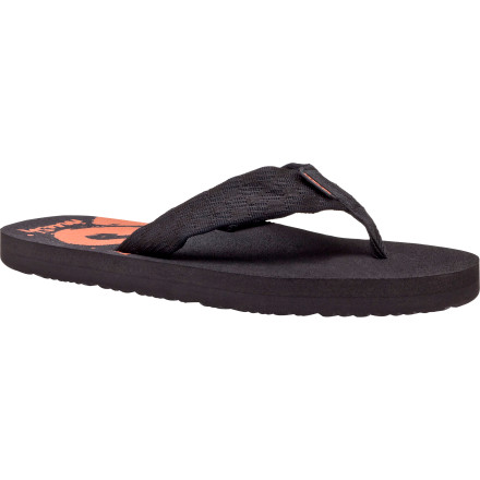 photo: Teva Women's Mush Print flip-flop