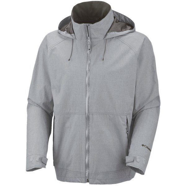 photo: Columbia Electric Boulevard Jacket waterproof jacket