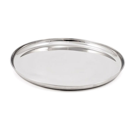 photo: GSI Outdoors Glacier Stainless Plate plate/bowl