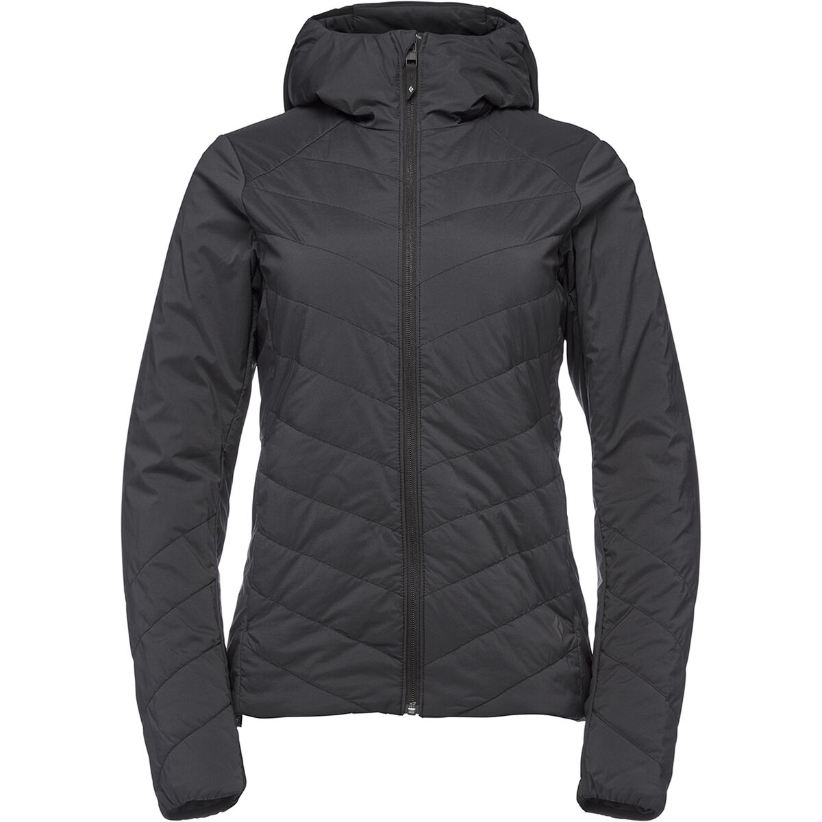 photo: Black Diamond Women's First Light Stretch Hoody synthetic insulated jacket