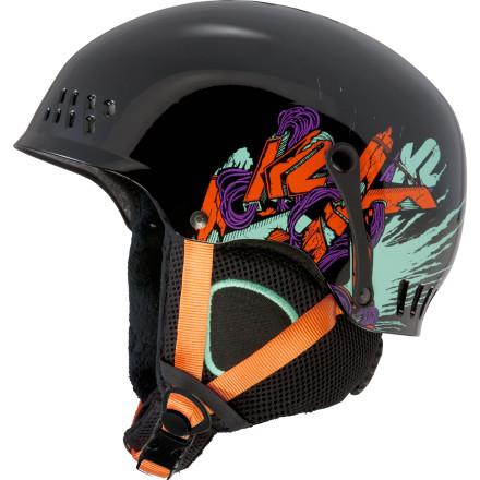 photo: K2 Entity Helmet snowsport helmet
