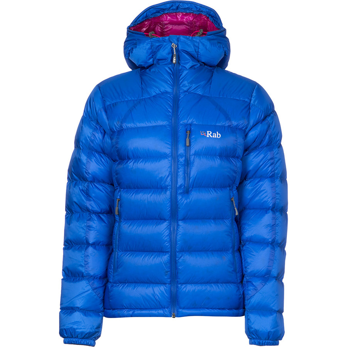 photo: Rab Women's Infinity Endurance Jacket down insulated jacket