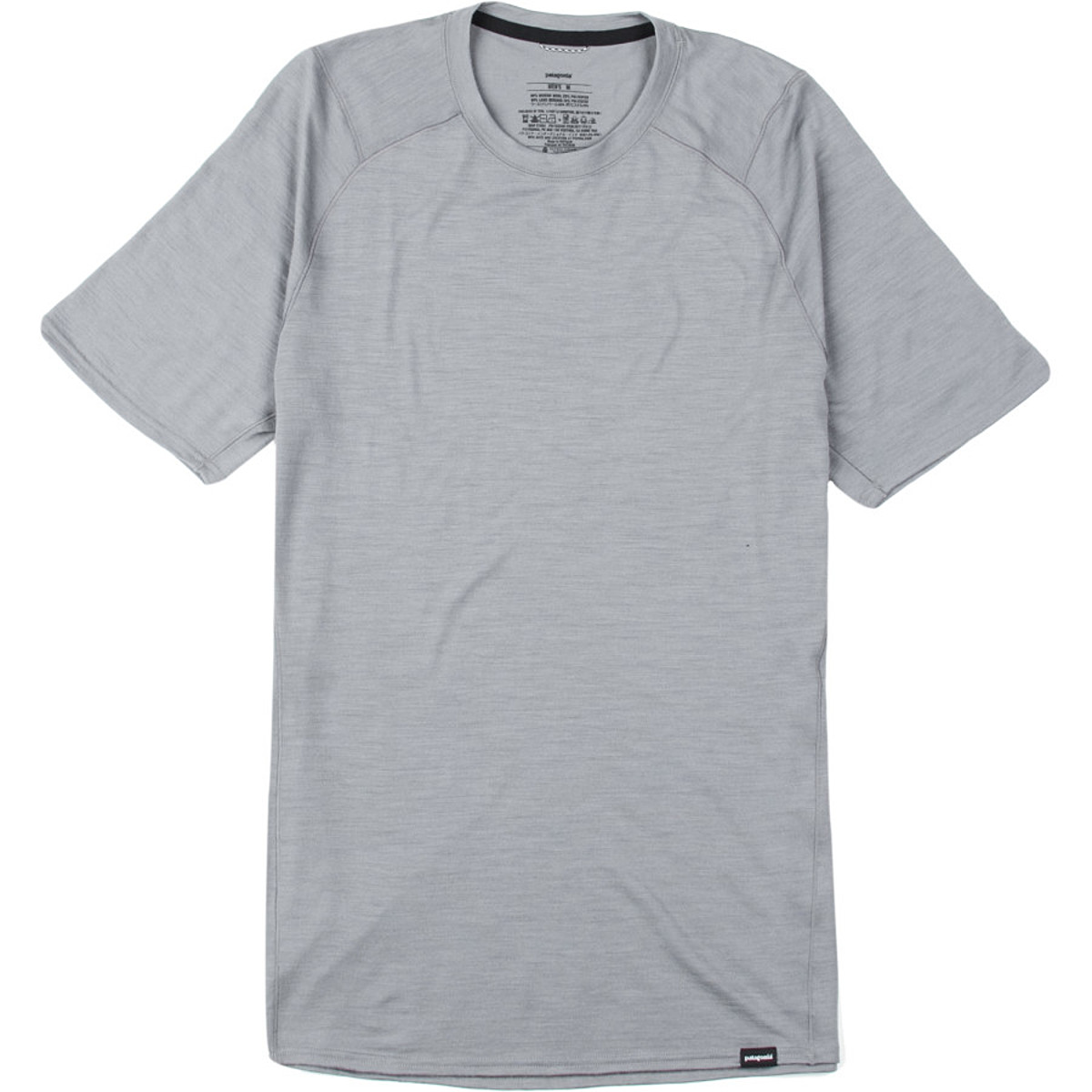 photo: Patagonia Merino 2 Lightweight T-Shirt base layer top