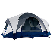 photo: Wenzel Cedar Brook warm weather tent