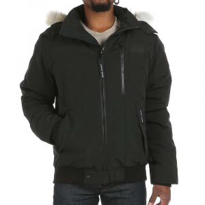 photo: Canada Goose Borden Bomber down insulated jacket