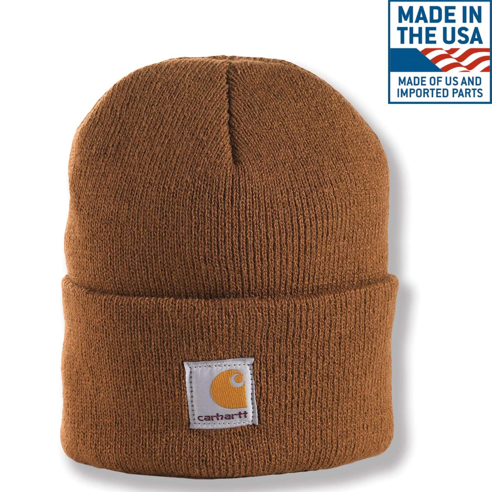 photo: Carhartt Boys' Acrylic Watch Hat winter hat