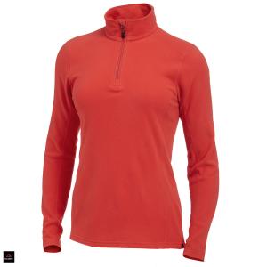 photo: EMS Women's Classic 1/4 Zip Micro Fleece fleece top