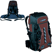 photo: High Sierra Trek 45+ overnight pack (2,000 - 2,999 cu in)